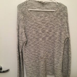 Madewell wide neck sweater
